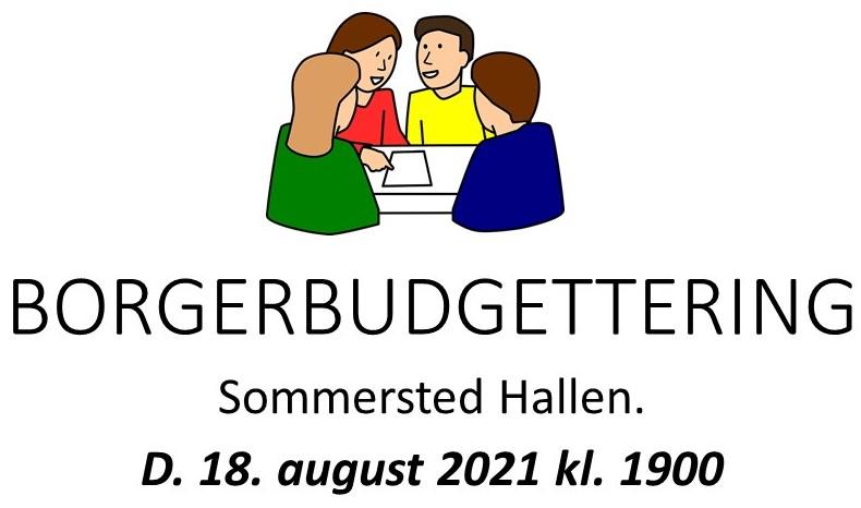 BORGERBUDGETTERING 2021